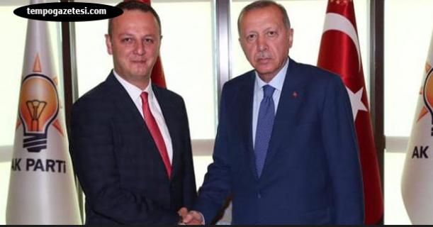 Alan, Zonguldak'ı Erdoğan'a anlattı…