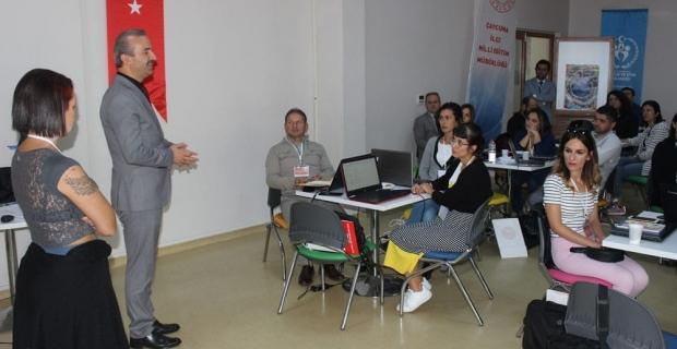 Erasmus+ Proje Yazma Atölyesi başladı