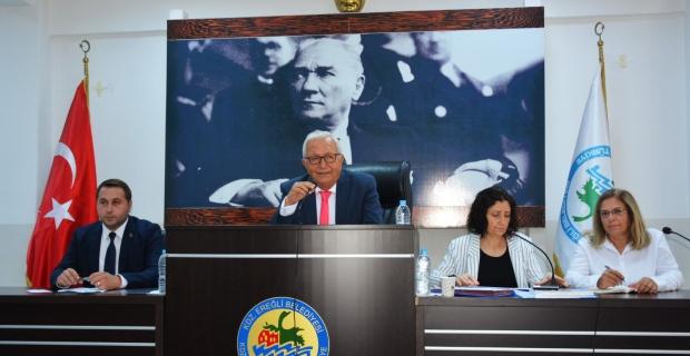 Ereğli Belediye Meclis toplantısı yapıldı