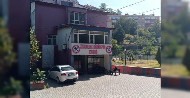 Kulüp binasında sona gelindi