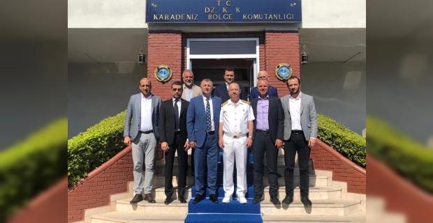 TSO yönetiminden Uyar'a ziyaret