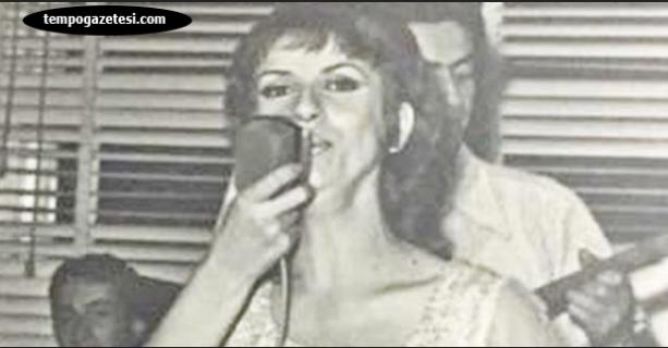 Zonguldak'ın Diva'sıydı...