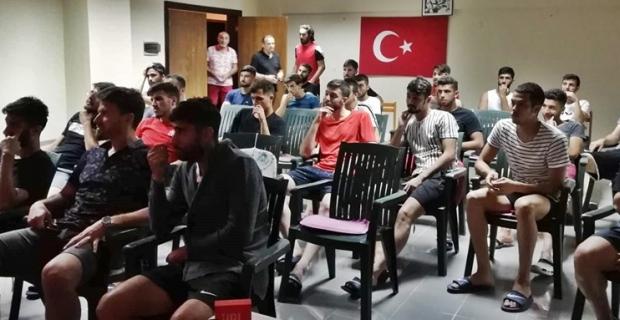 Zonguldak Kömürspor değişen kurallar hakkında eğitim aldı