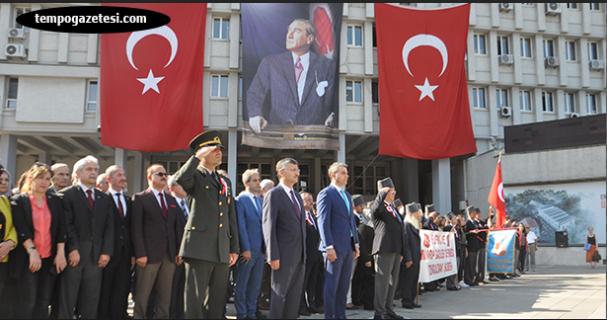 Zonguldak'ta Gaziler Günü kutlandı