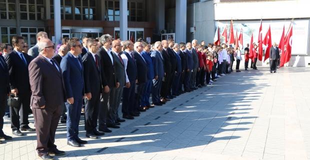 Zonguldak'ta ilk ders zili çaldı