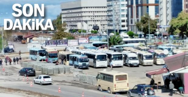 Zonguldak'ta toplu taşıma fiyatlarına zam geldi