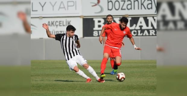 Zonguldakspor ilk maçında mağlup odu... İşte maç sonucu...