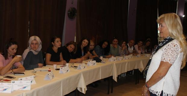"""Zonguldak'ta """"Bağımlılığı değil, hayatı seç"""" eğitimi başladı"""