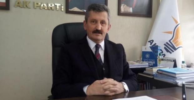 AK Parti İl Başkanı Zeki Tosun 29 Ekim'i Kutladı...