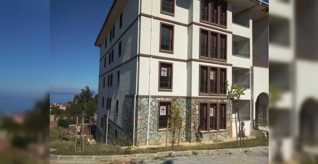 Basın Sitesinde evler satışa çıkartıldı!..
