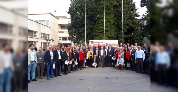 CHP Belediye Meclis Üyeleri İçin 'Yerel Yönetim Eğitimi' Çaycuma'da Yapıldı…