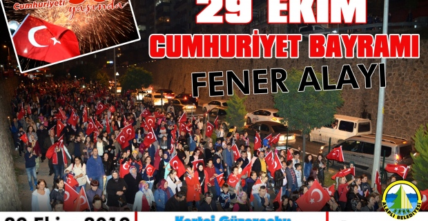 Cumhuriyet Bayramı'nın 96.Yılı Alaplı'da büyük bir coşku ile kutlanacak