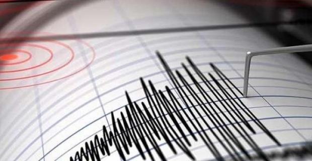 Deprem bu kez Akdeniz'de...