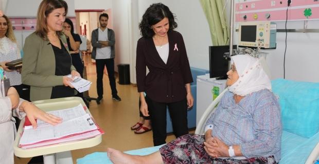 Dünya Hasta Hakları Günü Sağlık Kampüsü'nde kutlandı