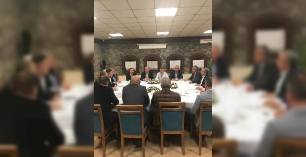 Erdemir 'çelik kümelenme' toplantısına ev sahipliği yaptı