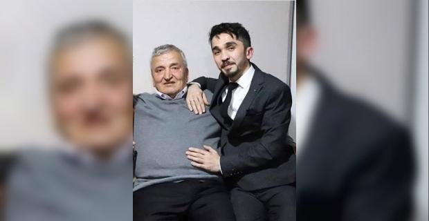 Ergin Özkul'un babası acısı