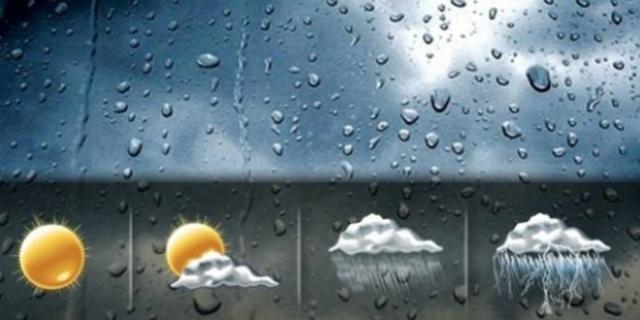 İşte Hava durumu