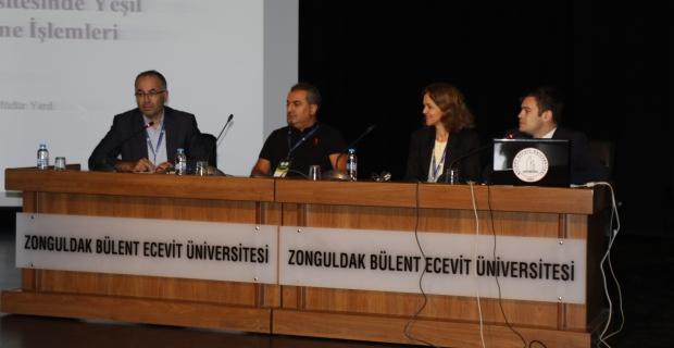 IU GreenMetric Çevreci Üniversiteler Ulusal Çalıştayı sona erdi