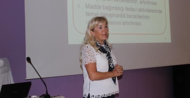Prof. Dr. Dilbaz, bağımlılığa dikkat çekti