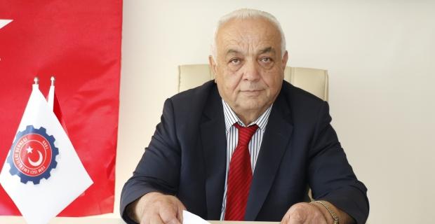 """Sarıoğlu: """"Emekli maaşlarının asgari ücret arttıkça artırılmasını talep ettik"""""""