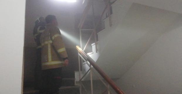 Yaşlılar ve Gençler Evi'nde yangın çıktı