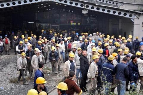 Yeni işçiler TTK'ya taze kan oldu