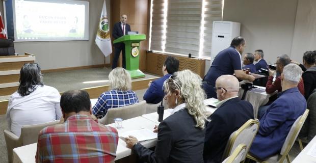 Zonguldak OBM, 11 Kasım'da üç ilde 150 bin fidanı toprakla buluşturacak