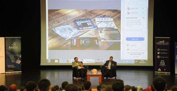 BEÜ'de 'Siber Güvenlikte Yeni Yaklaşımlar' konferansı düzenlendi