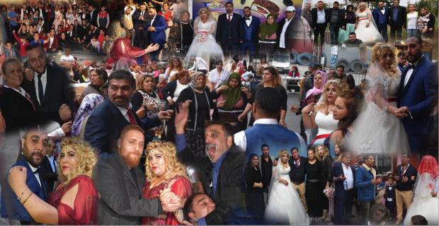 Gazeteci Koçaklı kardeşini evlendirdi…