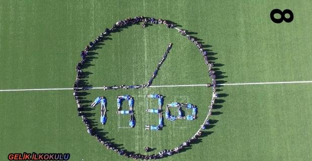 İlkokul öğrencilerinden anlamlı 10 Kasım klibi