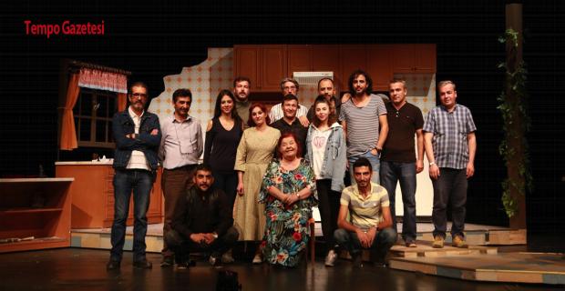 Konya Devlet Tiyatrosu Zonguldak'ta 'perde' diyecek