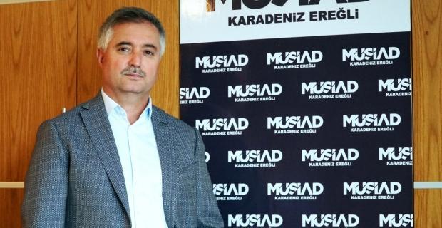 """MÜSİAD Başkanı Çınar: """"Vergi kanun teklifinde ki bazı maddeler yeniden değerlendirilmeli"""""""