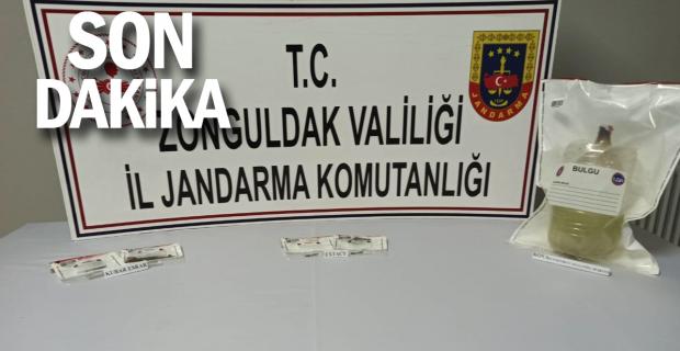 Polis ve Jandarmadan uyuşturucu operasyonu: 2 gözaltı