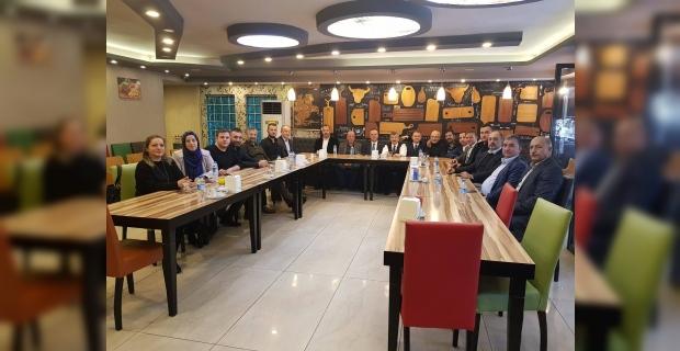 Zonguldak gündemini değerlendirdiler…