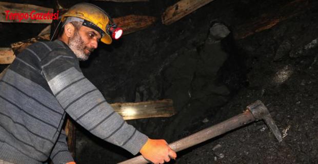 Dünya Madenciler Günü'nde yerin altında mesai