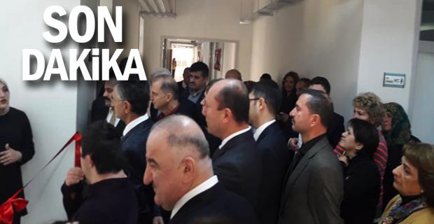 Vali Erdoğan Bektaş Çınartepe'de…