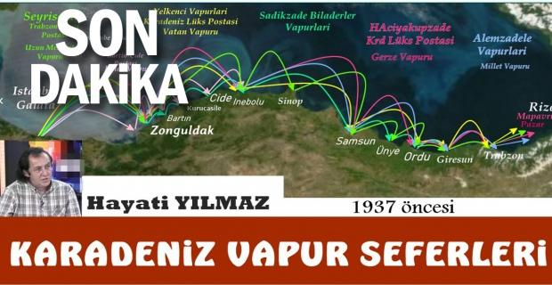 Zonguldak'ın Liman tarihi akıllara zarar