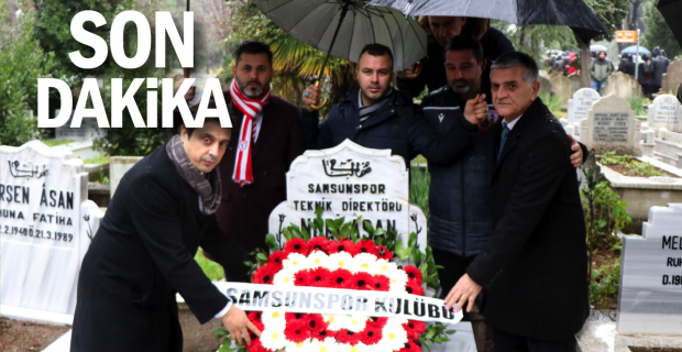 31 yıl önceki kazada vefat eden teknik adam ve futbolcular anıldı...