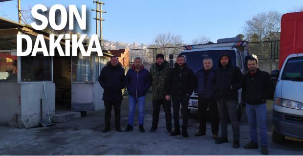 Acılık kamyonet durağı esnafı Elazığ'a gitmeye hazır!..
