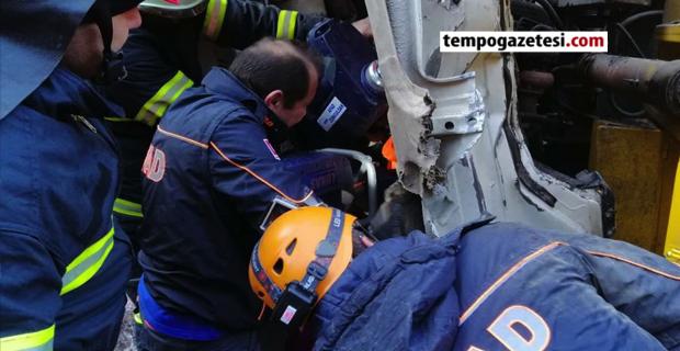 AFAD ekipleri böyle kurtarmıştı: Hayatını kaybetti...