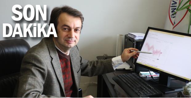 """Prof. Dr. Hakan Kutoğlu: """"Deprem oluyor, olacak''"""