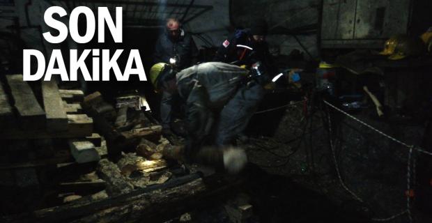 Cansız bedeni maden ocağından çıkarıldı