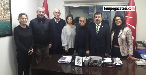 CHP adayları birlik beraberlik mesajı verdiler