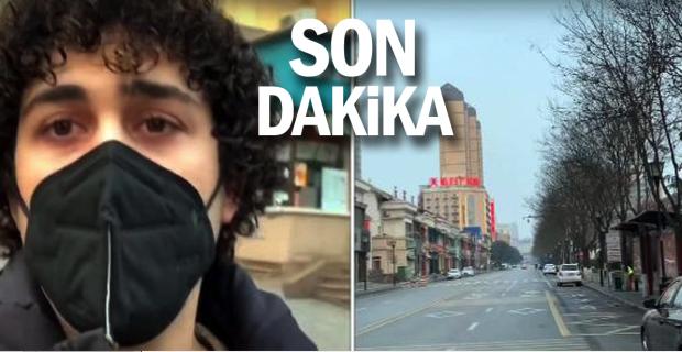 Çin'de yaşayan Türk öğretmen 'coronavirüs' ile ilgili gelişmeleri anlattı