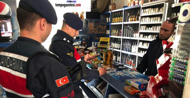 """Jandarmadan """"Duman"""" operasyonu: 23 şahıs yakalandı"""