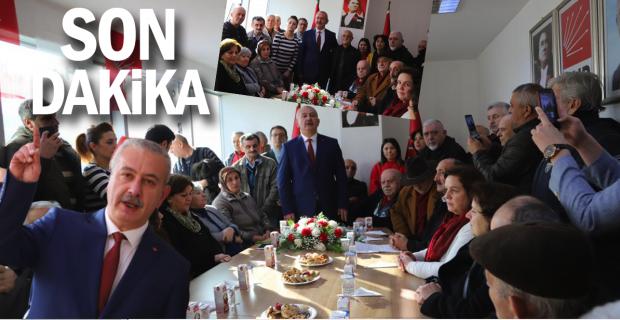 Osman Zaimoğlu Adaylığını açıkladı: 'Zonguldak Belediyesini yeniden kazanacağız'