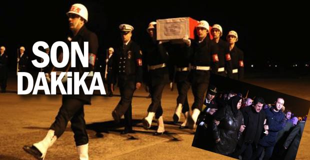 Şehidimiz geldi Zonguldak...