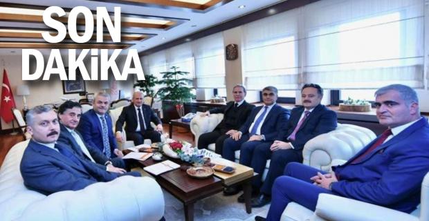 Bakan Turhan'dan Filyos açıklaması!..