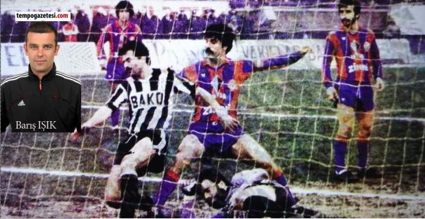 Yıl 1982 Beşiktaş – Zonguldakspor : 1-1