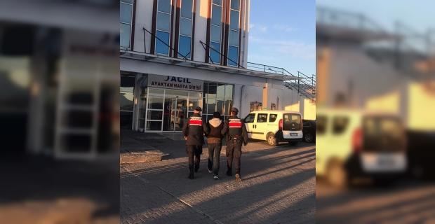 Cezaevi firarisi Çaycuma'da yakalandı